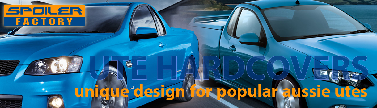Ford and Holden Ute Hard Covers